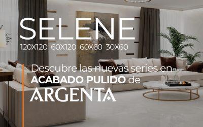 DESCUBRE SELENE DE ARGENTA. NUEVA SERIE EN ACABADO PULIDO