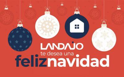 Landajo te desea Feliz Navidad