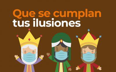 Felices Reyes Magos
