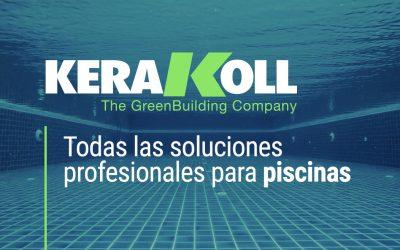 KERAKOLL, Soluciones para tu proyecto de Piscina