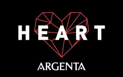 HEART, EL NUEVO SHOWROOM DE ARGENTA.